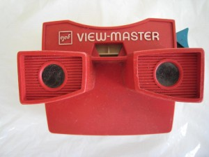 Early VR device