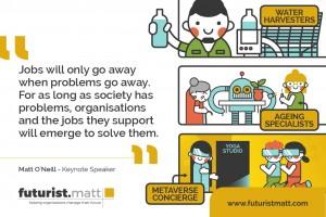 Social Card 1 - Emerging Jobs