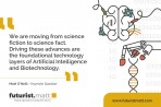 """2. The Future-Ready Keynote Series – """"Science Fiction to Science Fact."""""""