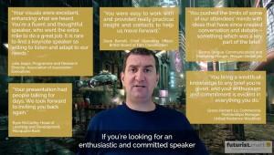 Matt O'Neill - Futurist